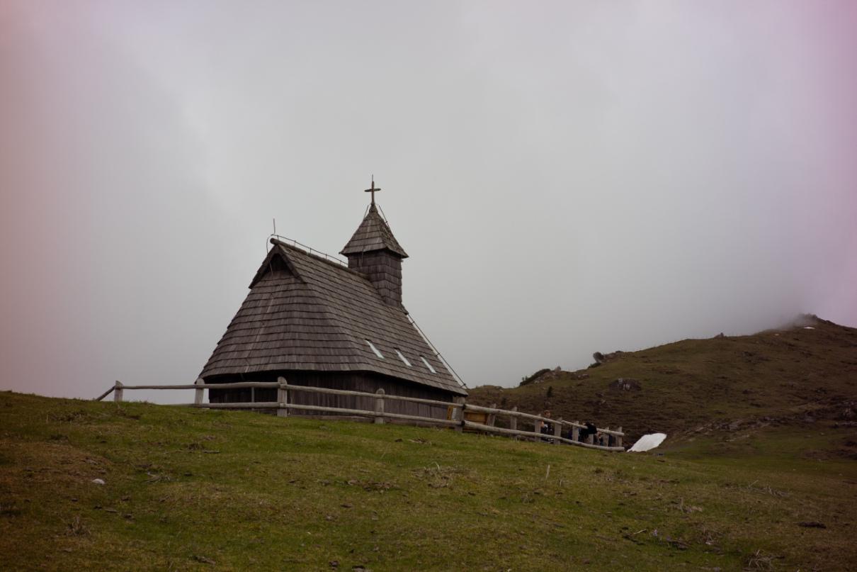 Church-in-Velika-Planina