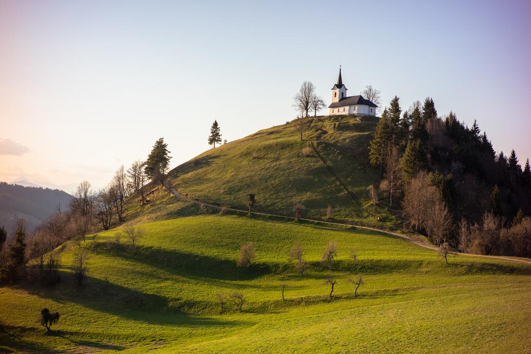 Sv. Jakob hill