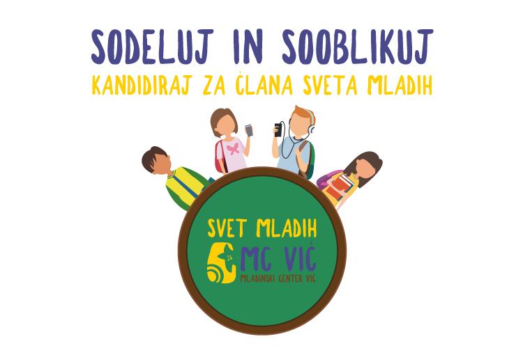 Sodeluj in sooblikuj – Svet mladih MC Vič