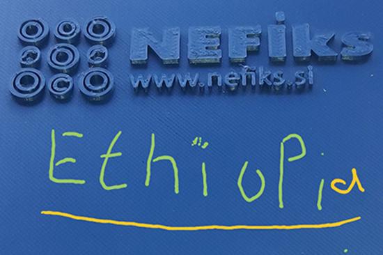 Novice iz Etiopije