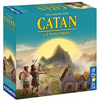 CATAN - VZPON INKOV (44,90€)