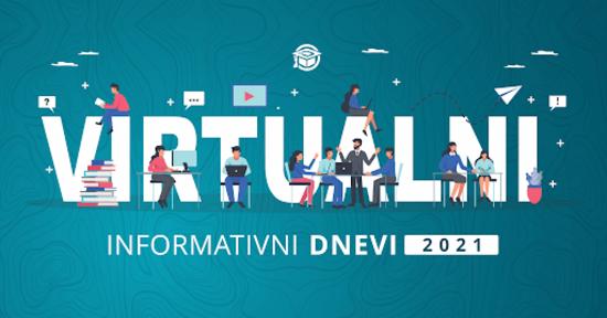 Vodič po spletnih informativnih dneh za leto 2021/2022
