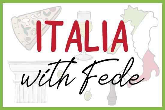 Italia with Fede – tečaj italijanščine