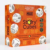 Rory's Story Cubes MAX (15€)
