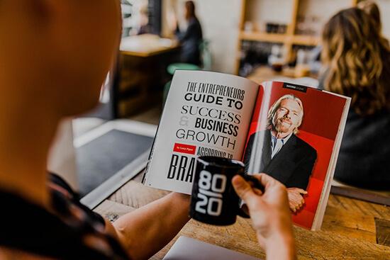 Prvi koraki v podjetništvo