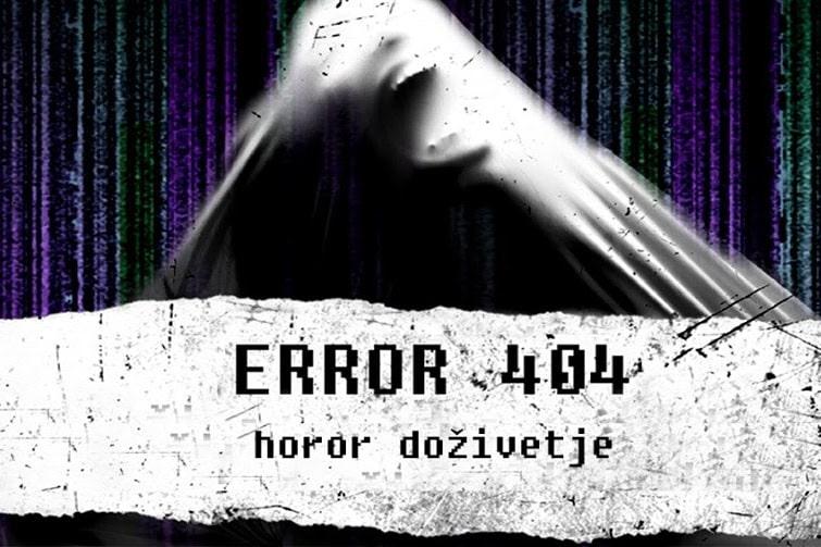 [prejeli smo] Te mika horor? Error 404