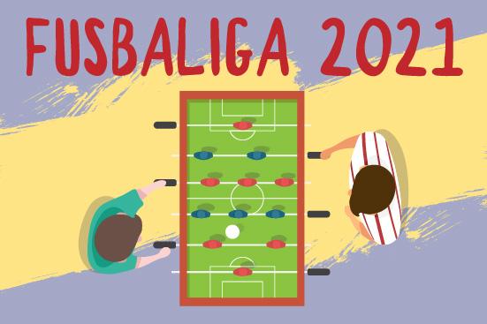 FUSBALIGA 2021 – pridruži se naši ekipi