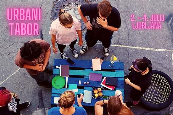 [prejeli smo] Mladinsko za lajf: Urbani tabor